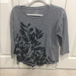 Inspire Sonoma shirt